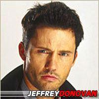 Jeffrey Donovan  Acteur