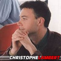 Christophe Lambert  Auteur