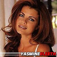 Yasmine Bleeth  Actrice