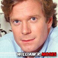 William R. Moses  Acteur