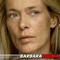 Barbara Rudnik  Actrice