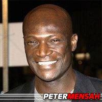 Peter Mensah  Acteur
