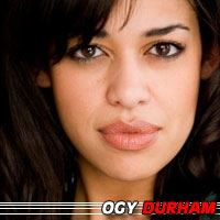 Ogy Durham  Actrice