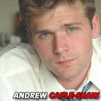 Andrew Caple-Shaw  Acteur