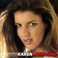 Karen Lancaume  Actrice