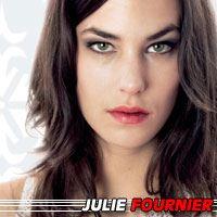 Julie Fournier  Actrice