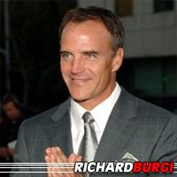 Richard Burgi  Acteur