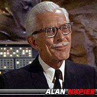 Alan Napier  Acteur