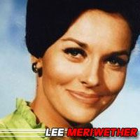 Lee Meriwether  Actrice