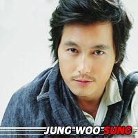Woo-sung Jung  Acteur