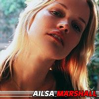 Ailsa Marshall  Actrice