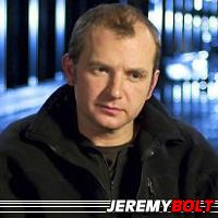 Jeremy Bolt  Producteur, Acteur