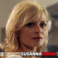 Susanna Simon  Actrice