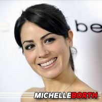 Michelle Borth  Actrice