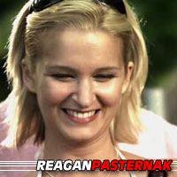 Reagan Pasternak  Actrice