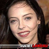 Juliet Landau  Actrice