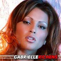 Gabrielle Richens  Actrice