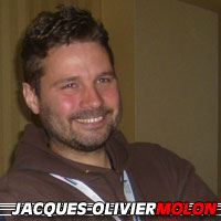 Jacques-Olivier Molon  Réalisateur, Make-up / Puppeteer