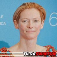 Tilda Swinton  Actrice