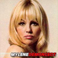 Mylène Demongeot  Acteur
