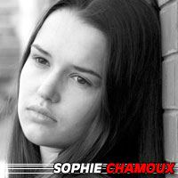 Sophie Chamoux  Actrice