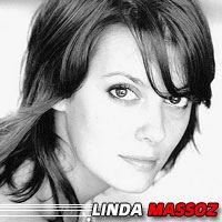 Linda Massoz  Actrice