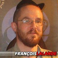 François Lalande  Concepteur