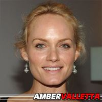 Amber Valletta  Actrice