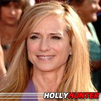Holly Hunter  Actrice, Doubleuse (voix)