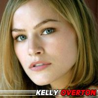 Kelly Overton  Actrice