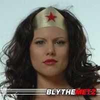 Blythe Metz  Actrice