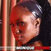 Monique Dupree  Productrice, Actrice