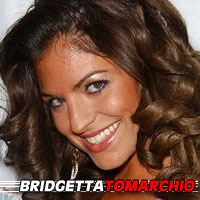 Bridgetta Tomarchio  Actrice