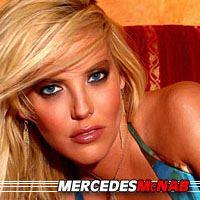 Mercedes McNab  Actrice