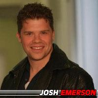 Josh Emerson  Acteur