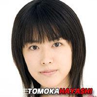 Tomoka Hayashi  Actrice
