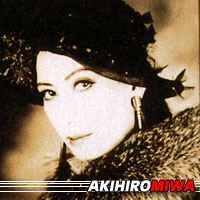 Akihiro Miwa  Acteur