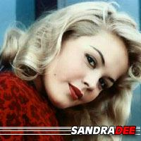 Sandra Dee  Actrice