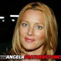Angela Featherstone  Actrice