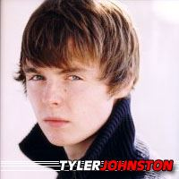 Tyler Johnston  Acteur