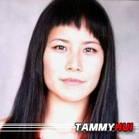 Tammy Hui  Actrice