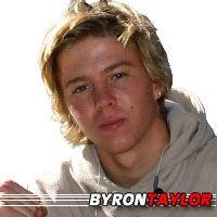 Byron Taylor  Acteur