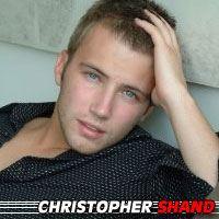 Christopher Shand  Acteur