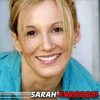 Sarah Farooqui
