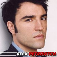 Alex Petrovitch  Acteur