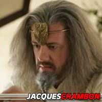 Jacques Chambon  Acteur