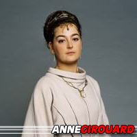 Anne Girouard  Actrice