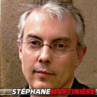 Stéphane Martinière