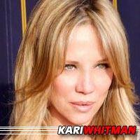 Kari Whitman  Actrice