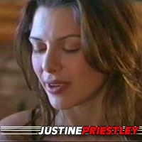 Justine Priestley  Actrice